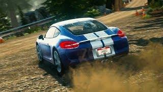 NEED FOR SPEED RIVALS - Jogando no Playstation 4 em 1080p