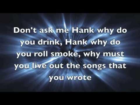 Family Tradition-Hank Williams Jr.