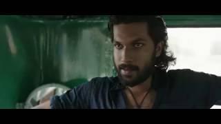 Pathinettam Padi Movie | MASS BUS FIGHT SCENE