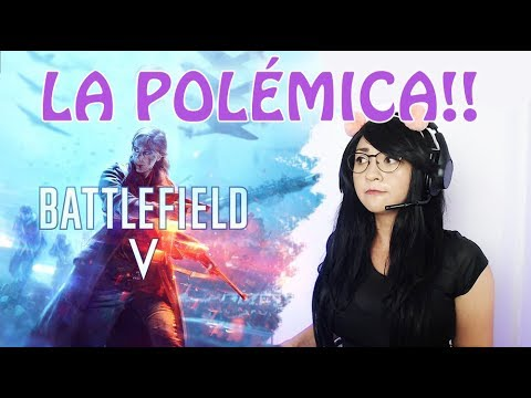 Polémica por Battlefield V | Viryd in the mirror