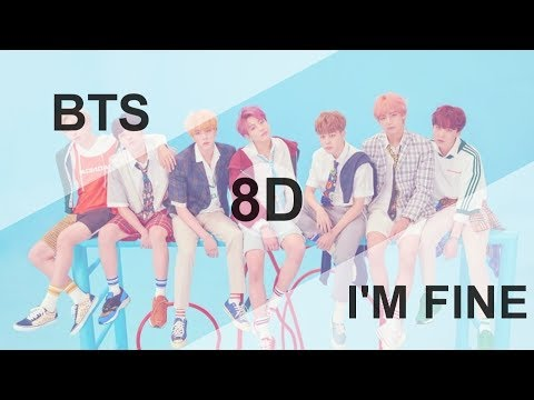 BTS (방탄소년단) - I'M FINE  [8D USE HEADPHONE] 🎧