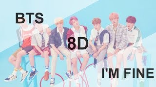 Gambar cover BTS (방탄소년단) - I'M FINE  [8D USE HEADPHONE] 🎧