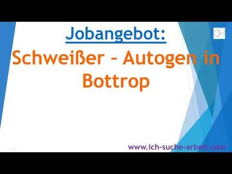 Jobangebot Schweißer - Autogen in Bonn