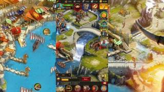 Plarium: Vikings war of clans(Special review)