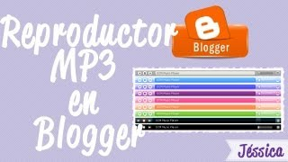 ♫ SCM Music Player para Blogger (reproductor MP3) ♫