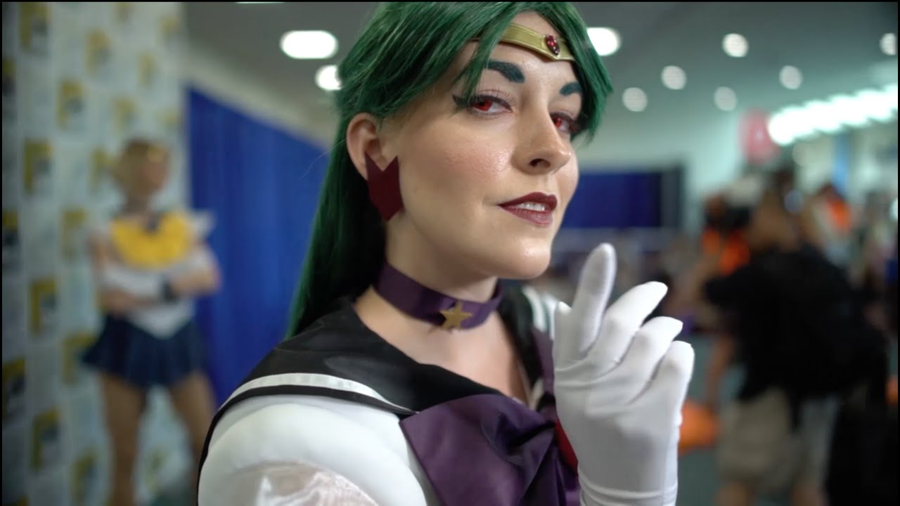 Mega Montage of Awesome Cosplay from SDCC 2017 - IGN Access