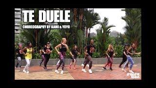 Gente de Zona - Te Duele - SALSATION® Choreography by Kami & Yoyo