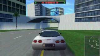Need For Speed III: Hot Pursuit Gameplay