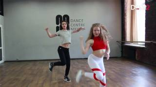 dance2sense teaser   ariana grande   into you   viktoriia vernik