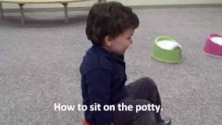 Potty Playtime | Isis Parenting