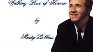 Walking Piece of Heaven Marty Robbins