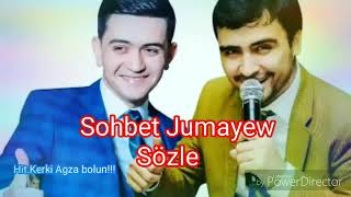 Sohbet Jumayew Sözle Täze Klip 2018 Turkmen Aydym