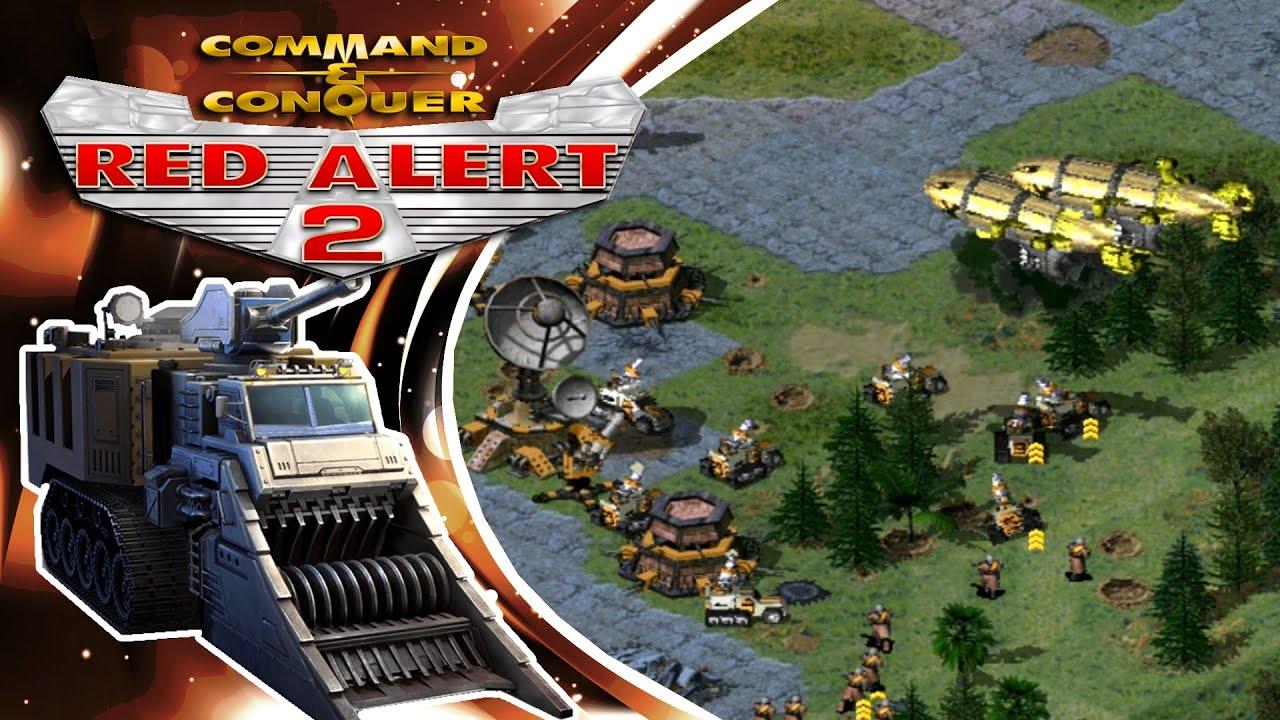 Download Red Alert 2 | Intensive Assault | (7 vs 1)