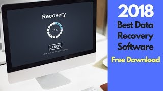 2018 Best Data Recovery Software Free Download