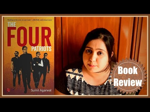Book Review - The Four Patriots by Sumit Agarwal