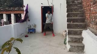 (Tera zirk new sad version sad) video by nikhil finalist dance|