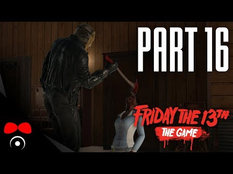 PŘEJETÍ HŇUPOVÉ! | Friday the 13th Game #16