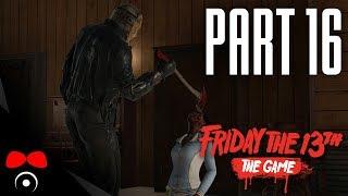 PŘEJETÍ HŇUPOVÉ! | Friday the 13th Game #16