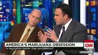 @RBShow420 #488 Ethan Nadelmann vs. Kevin Sabet on CNN