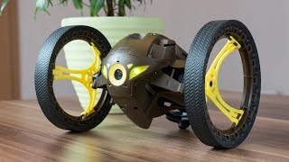Parrot Jumping Sumo Minidrone Drohne Test // deutsch// in 4K #18