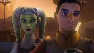 Звёздные войны Повстанцы - Шаги в полумраке | Спецвыпуск Мультфильм Disney