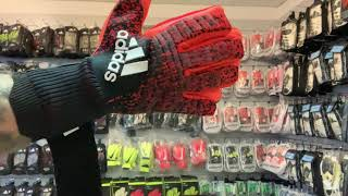 ADIDAS PREDATOR PRO ACTIVE RED/BLACK