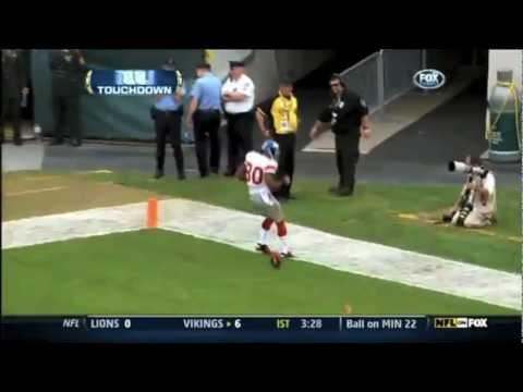 Victor Cruz Salsa Touchdown