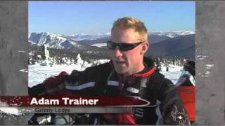 SNOWMOBILER TV - 2011 - SHUSWAP MOUNTAINS BC
