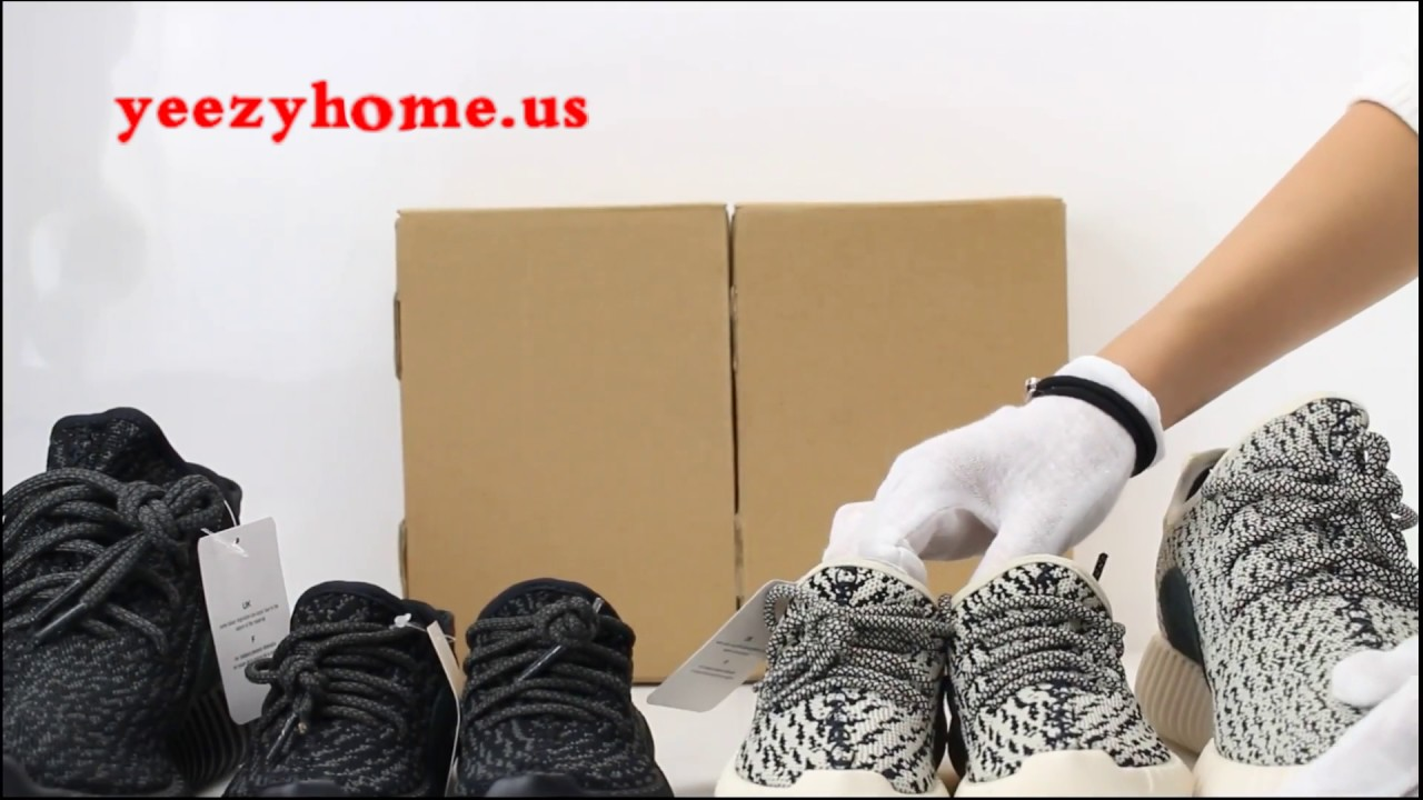 89d1f04b3a7b ADIDAS YEEZY 350 KIDS SIZE COMPARISON FROM YEEZYHOME.US - YouTube