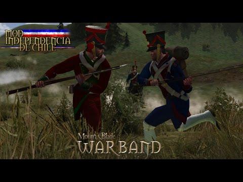 Установка мода Independence of Chile на Mount & Blade: Warband