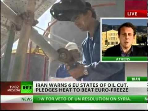 Iran denies reports on EU oil export cuts
