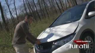 Honda Civic 1,8l i-VTEC explicit video 1 of 5