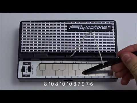 Stylophone - Jerk It Out (Meme)