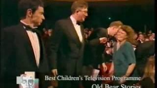 """Old Bear Stories"" wins BAFTA for 'Best Children's Television Programme'"