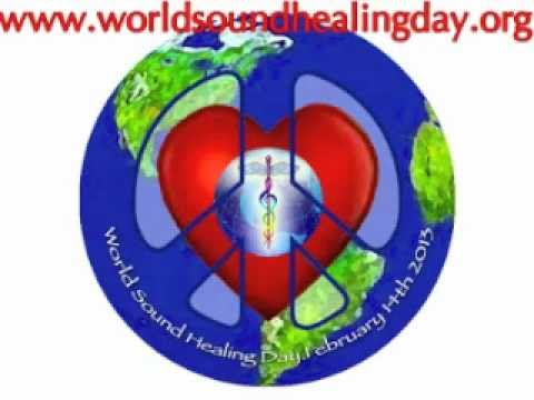 Ah Training Wave - An Introduction To World Sound Healing Day