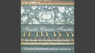 Play Partie Vi, For 2 Scordatura Violins & Continuo In B Flat Major (Musicalische Ergötzung No. 6), T. 336