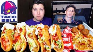 How I Know This YouTuber Is A Cheater • Taco Bell • MUKBANG