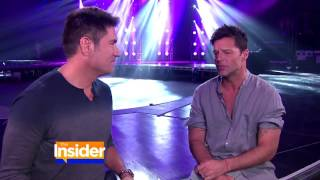 (INTERVIEW) Ricky Martin | The Insider | #RickyALLIN