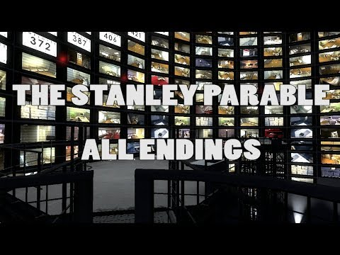 The Stanley Parable HD Remake - Full Walkthrough (All Endings & Secret Endings) [No Commentary]