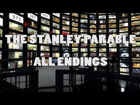 The Stanley Parable HD Remake - Full Walkthrough (All Endings & Secret Endings) [No Commentary]