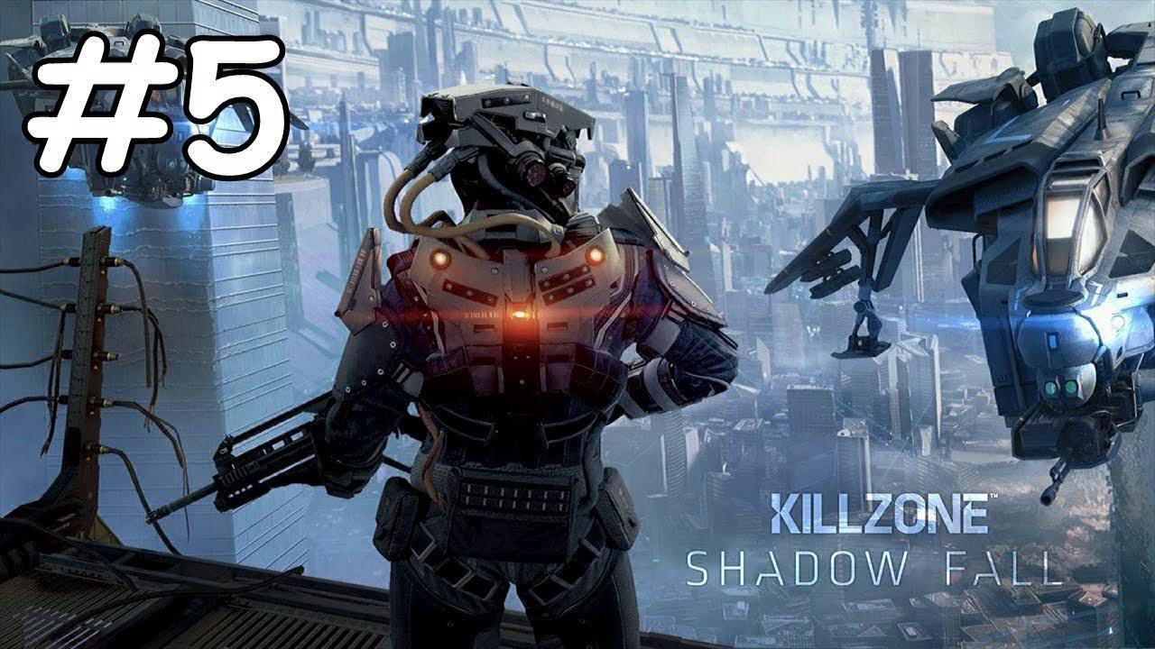 Killzone Shadow Fall Walkthrough Chapter 7 The Handler (PS4 .
