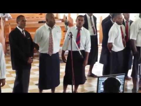 Fijian Akapela - Koi vuda male voice