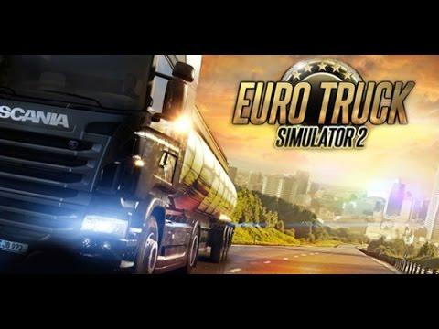 [Euro Truck Simulator 2] Karaoke jízda Day 1.[CZ KOMENT]