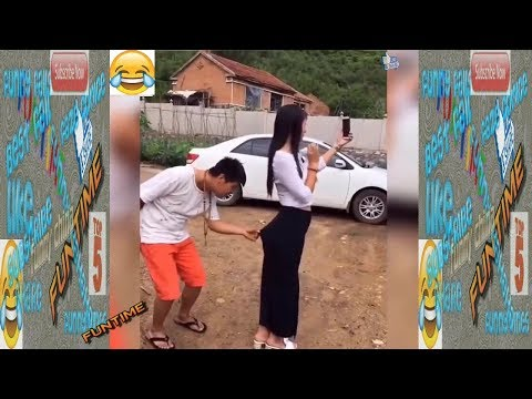 Razi de mori cu chinezi #try not to laugh challenge #funny video