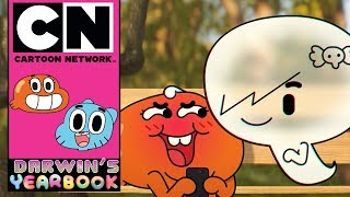 The Amazing World of Gumball: Darwin's Yearbook | Spooky Relationship | Cartoon Network UK