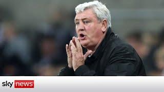 Newcastle United sack Steve Bruce