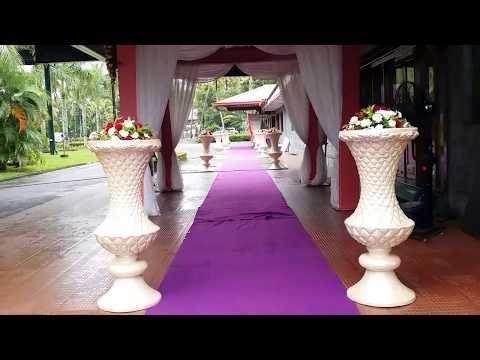 The Perfect Wedding Destination    Backwater Ripples Kumarakom   Kerala   Decorations