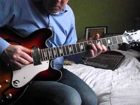 The Third Man - Fingerstyle guitar tuition