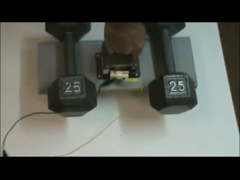 Easy To Build Electromagnet Lifts Over 50 Lbs Youtube