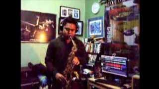 Video Bahagiamu Deritaku Saxophone Cover by Danial Faris (Instrumental) download MP3, 3GP, MP4, WEBM, AVI, FLV Agustus 2018